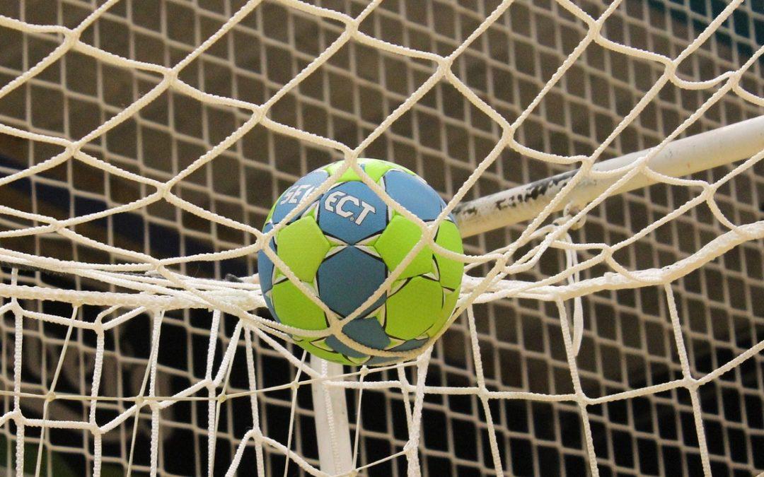 Natürlich gibts auch Handball zu Hause