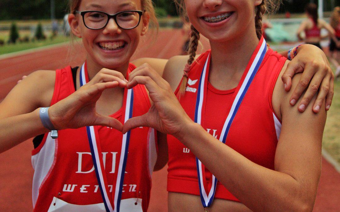 Erfolgreicher Start der DJK-Leichtathleten in Regensburg