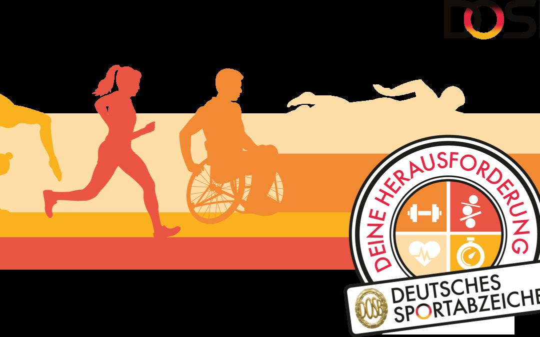 Sportabzeichen noch bis Ende Oktober möglich