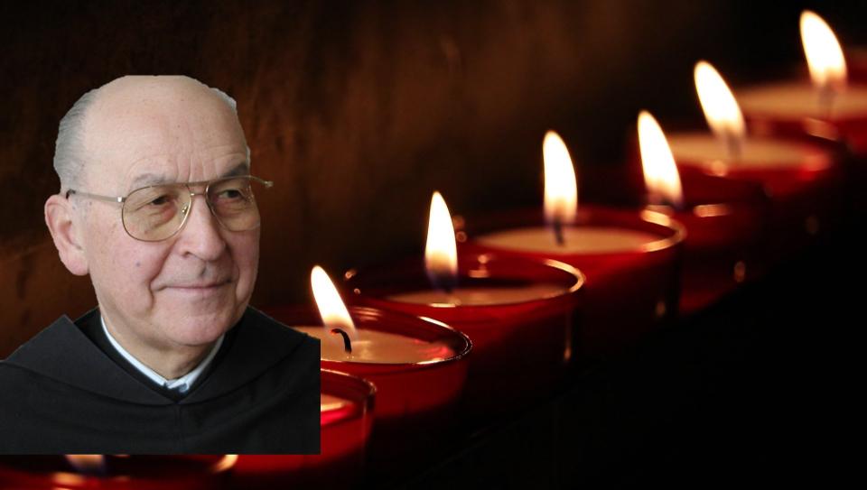DJK Weiden trauert um Ehrenmitglied und früheren geistl. Beirat Pater Albrecht